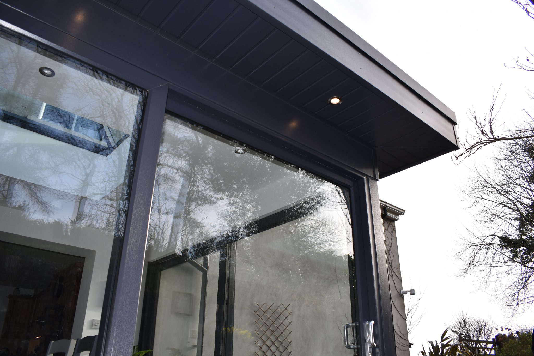 Conservatory roof spotlights