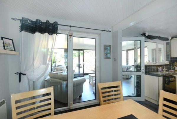 Modern Sunroom Pod Extension