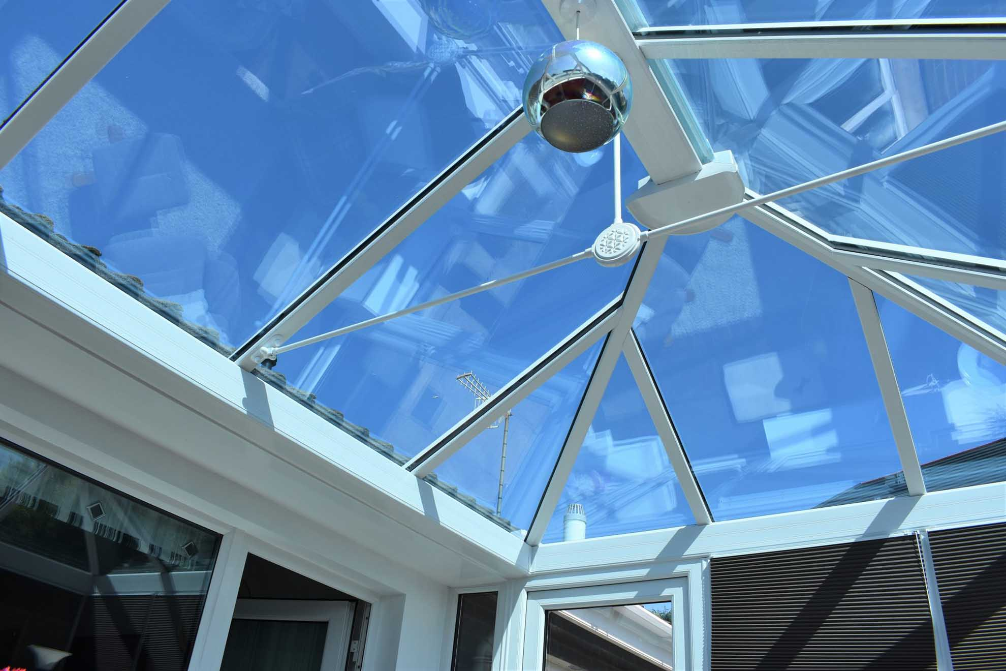 Glass Roof Conservatory Lisburn