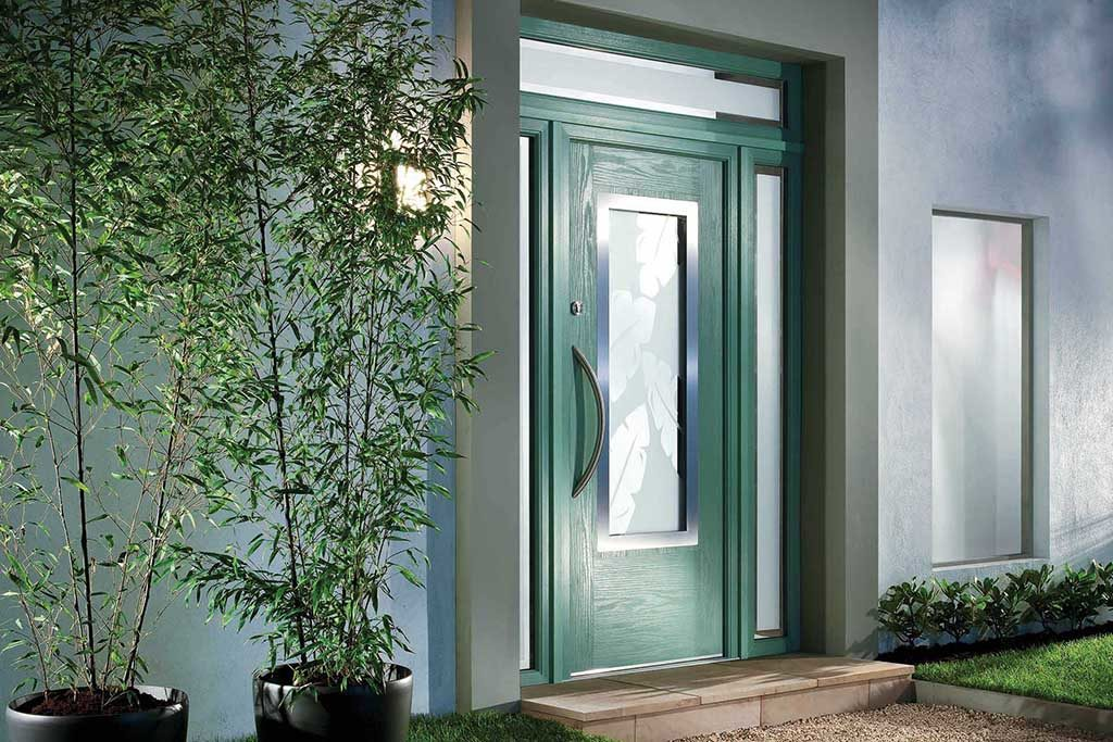 Contemporary Composite Doors