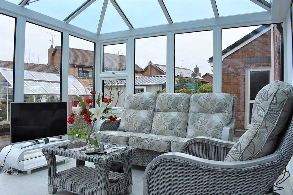 Contemporary Conservatories